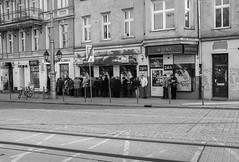 29.11.2013 (niemajakspojrzenie) Tags: bw monochrome blackwhite streetphotography streetphoto unposed wroclaw x100 czarnobiale fujix100