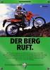MZ 125 SX (2003) Der Berg ruft.