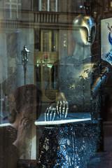 Reflections On Prague 7 (icypics) Tags: reflection prague kathryn shops czechrepublic