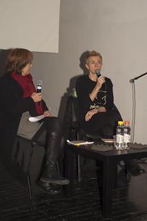 Predstavitev knjige Suzane tratnik Lezbični aktivizem po korakih, vodi Zoja Skušek