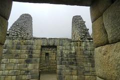 Peru Machu Picchu Casa del Inca 08 (Rafael Gomez - http://micamara.es) Tags: world heritage peru machu picchu inca del de la casa o ciudad inka machupicchu 08 humanidad patrimonio ph560
