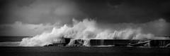 OMUR_13_PC250436 (sukru mehmet omur) Tags: sea beach waves plage deniz biarritz stjeandeluz dalga