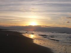 Playa de Miramar, Paraíso (Caneckman) Tags: sol atardecer playa tabasco paraiso