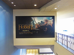 Entertainment, The Hobbit at LA Live, Wall Graphic