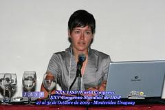 "Kongres IASP 2009: Alenka Tančič • <a style=""font-size:0.8em;"" href=""http://www.flickr.com/photos/102235479@N03/11904733694/"" target=""_blank"">View on Flickr</a>"