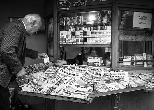 Newspapers in Bulgaria