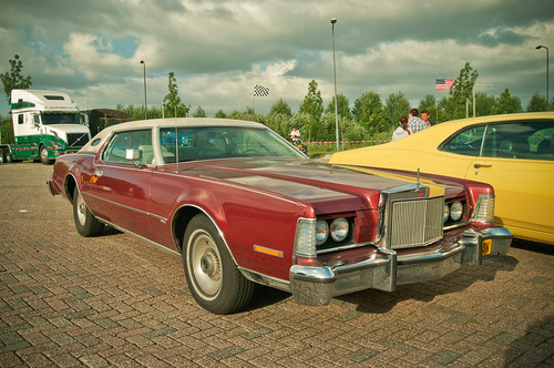 Lincoln Continental Mark IV 1974 - 10-DS-SN