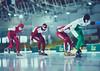 Alexander Razorenov, Denis Anisimov, Alexey Zuikov (cheeky-picky) Tags: sport training speedskating speedskater