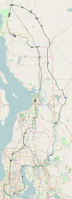 Thumbnail for Stanwood and Lake McMurray (2014-02-15)