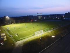 Serie 9 (Anita Pravits) Tags: vienna wien dawn dmmerung fusball