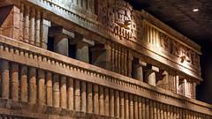 Mexico City_museum-113 (Swallia23) Tags: museum mexicocity aztec statues mayan gods snakes quetzalcoatl museonacionaldeantropologia potery chapultepecpark kukulkan nationalmuseumofanthropology elparaguas wingedserpent mayaroom