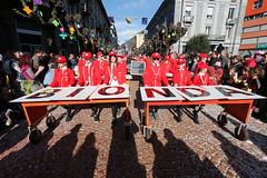 151 RABADAN 2014 (RabadanBellinzona) Tags: ticino che bellinzona svizzera carnevale maschera rabadan corteo guggen carroallegorico