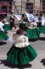 Carnival Oruro 2014, Bolivia (ARNAUD_Z_VOYAGE) Tags: street city carnival blue people music orange verde g
