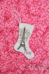IMG_4335 (Cozyegg) Tags: paris france thread stockings crossstitch europe crystals linen crafts eiffeltower lakeside fabric ornaments quilting finished stitching swarovski done beading crafting complete finishing exchanges finishes tourdeeiffel joyeuxnoel blackbirddesigns 32count souvenirofparis christmasstitching overdyedcotton vintagepearledbarley