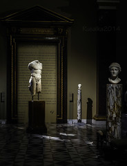 Collection of Greek and Roman Antiquities - The Kunsthistorisches Museum, Vienna (Matilda Diamant) Tags: vienna sculpture history museum greek austria roman culture collection historical cultural austrian kunsthistorisches antiquities rusalka