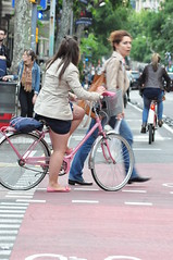 Primavera en bici x bcn (Bart Omeu) Tags: barcelona bike bicycle bcn bicicleta bici bicibcn changeyouliferideabike