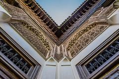 Ali ben Youssef Madrasa (HackedPlanet) Tags: people architecture portraits locals northafrica mosaic historic morocco berber marrakesh souks islamic