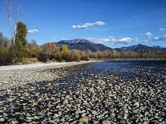 South fork of the snake river, Idaho_2 (hov1975) Tags: sky mountains clouds river fishing rocks idaho flyfishing