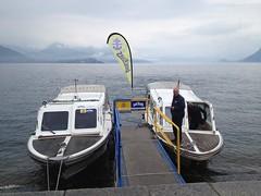 Imbarco Lake Tours Vela Gialla