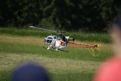 öamtc christophorus  4 173 (Christandl) Tags: rc heli modellbau wucher lama helicopter helikopter hubschrauber öamtcchristophorus4 öamtc