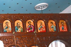 10 (orthodoxad) Tags: church john greek icons jesus uae icon x divine nicholas abu dhabi orthodox antioch liturgy antiochian patriarch patriarchate yazigi patriarche johnx