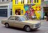 Mercedes 200 (Lazenby43) Tags: amsterdam mercedes w115