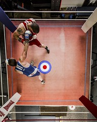 RAF Boxers in a Training Session (Defence Images) Tags: uk england sport fight boxers military free ring punching british punch boxing fighting defense oxfordshire defence wallingford raf personnel royalairforce rafbenson