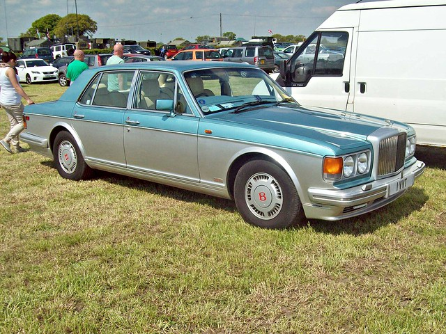 turbo british 1980s bentley turbor smallwood 1vvt