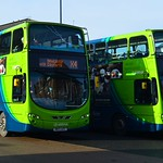 Arriva North East: 7803 / NK13AZC