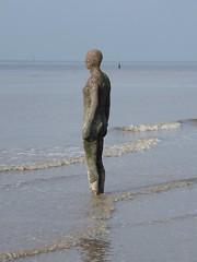 Another Place by Antony Gormley, Crosby Beach (puffin11uk) Tags: 50club puffin11uk
