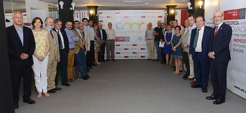 Foto equipos de Dirección CMN