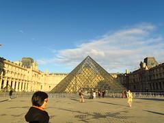 IMG_1060 (irischao) Tags: trip travel vacation paris france museum musedulouvre 2016 pyramidedulouvre