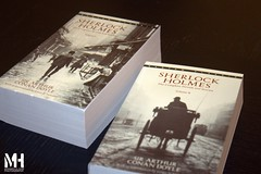 Sherlock (mohamedel-haibi) Tags: book adventure holmes sherlock