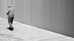 Untitled (RFVT) Tags: blackandwhite blackwhite stripes fujifilm urbanlandscapes urbanvisions humanfactor xpro1 shotrun xgear humaningeometry fujistas urbancompo