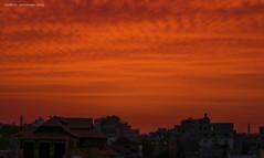 #Gaza Sunset earlier (TeamPalestina) Tags: reflection heritage beautiful sunrise canon landscape hope landscapes photo am amazing nice nikon photographer natural sweet live palestine innocent comfort blockade freepalestine palestinian occupation