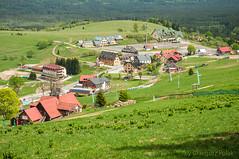 Zieleniec - the ski resort (Grzesiek.) Tags: summer skiresort zieleniec lato lowersilesia dolnylsk