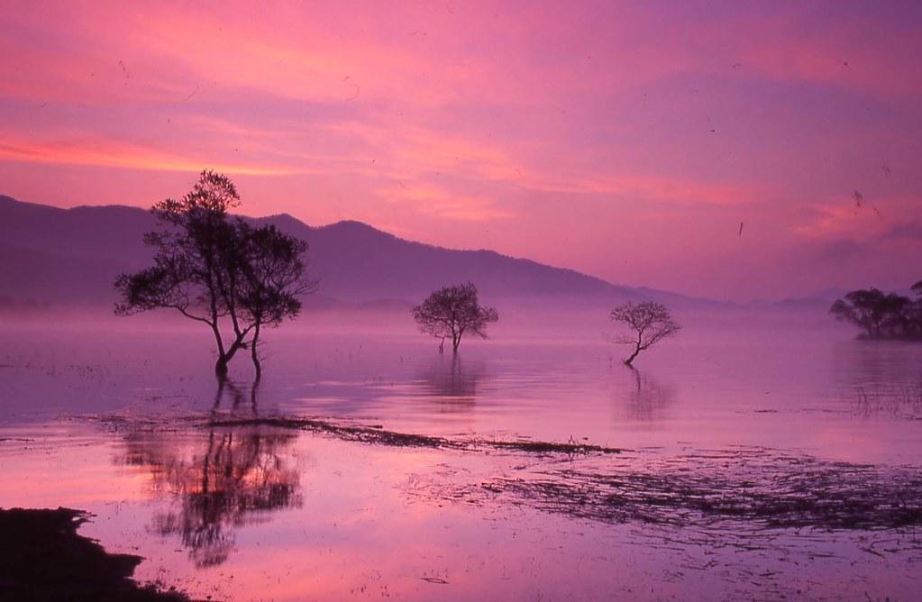 Hibara Lake