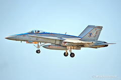 VFA-15 Valions (mvonraesfeld) Tags: plane fighter aircraft aviation military navy jet usn vfa15 valions img9099