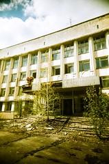 Pripyat (St Prie) Tags: crossprocessed 35mmfilm vivitarultrawideandslim vuws rolleicrossbird200