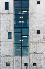 Concrete Climb (brianlrodgers) Tags: windows columbus ohio building glass architecture stairs concrete downtown
