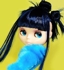 Who's Going To Walk Asia? (alexbabs1) Tags: butterfly asian doll dolls blythe neo takara encore hasbro