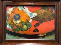 DSC8469 Paul Gauguin - Fte Gloanec, 1888, Museo de Bellas Artes de Orlans (ramonmunoz_arte) Tags: de orleans muse des museo artes francia bellas beauxarts