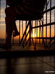 Calma al atardecer (Marga Martinez) Tags: contraluz atardecer ciudades cazorla iluminacion horas clavebaja