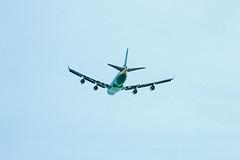 _MG_6956 (waychen_c) Tags: tpe rctp taoyuan dayuandistrict airplane boeing 747 evaair 長榮航空 b16411 aircraft