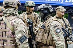 Piknik Militarny w Dabrowie Gorniczej (Dominik Zachariasz) Tags: asg bron piknik militaria ludzie wojsko pasja replika zolnierz zolnierze piknikmilitarny klubymilitarne
