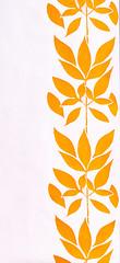 Hand printed hanger (jonnydredge) Tags: london nikon exhibitions va textiles pv morley privateview inspiredby arttextiles morleygallery moderneccentrics