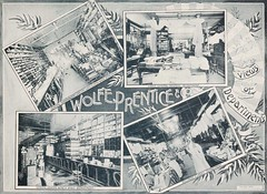 Wolfe, Prentice & Co., Maitland, N.S.W. (maitland.city library) Tags: maitland newsouthwales beautiful sydney fertile west newcastle coalopolis george robertson 1896 university california libraries wolfe prentice high street shop merchants importers commerce manufacturers departments millinery drapery wine ironmongery