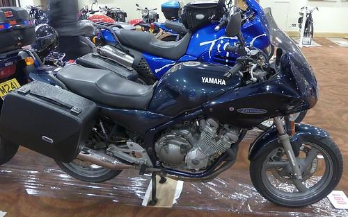 1995 Yamaha XJ600 Diversion