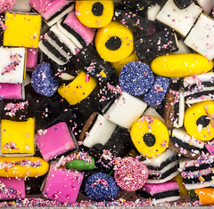 146/366 St Ives Food Festival - 366 Project 2 - 2016 (dorsetpeach) Tags: spring cornwall candy may sweets 365 liquorice stives allsorts 2016 liquoriceallsorts 366 aphotoadayforayear 366project second365project stivesfoodfestival