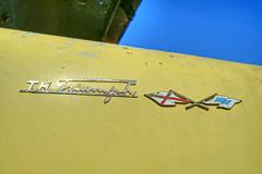 1963 Triumph Italia 2000 (dmentd) Tags: italia 2000 triumph 1963